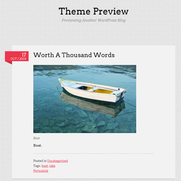 pink free wordpress theme 15 Free 2012 Kickstart WordPress Themes